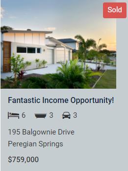 Real Estate Appraisal Peregian Springs QLD 4573