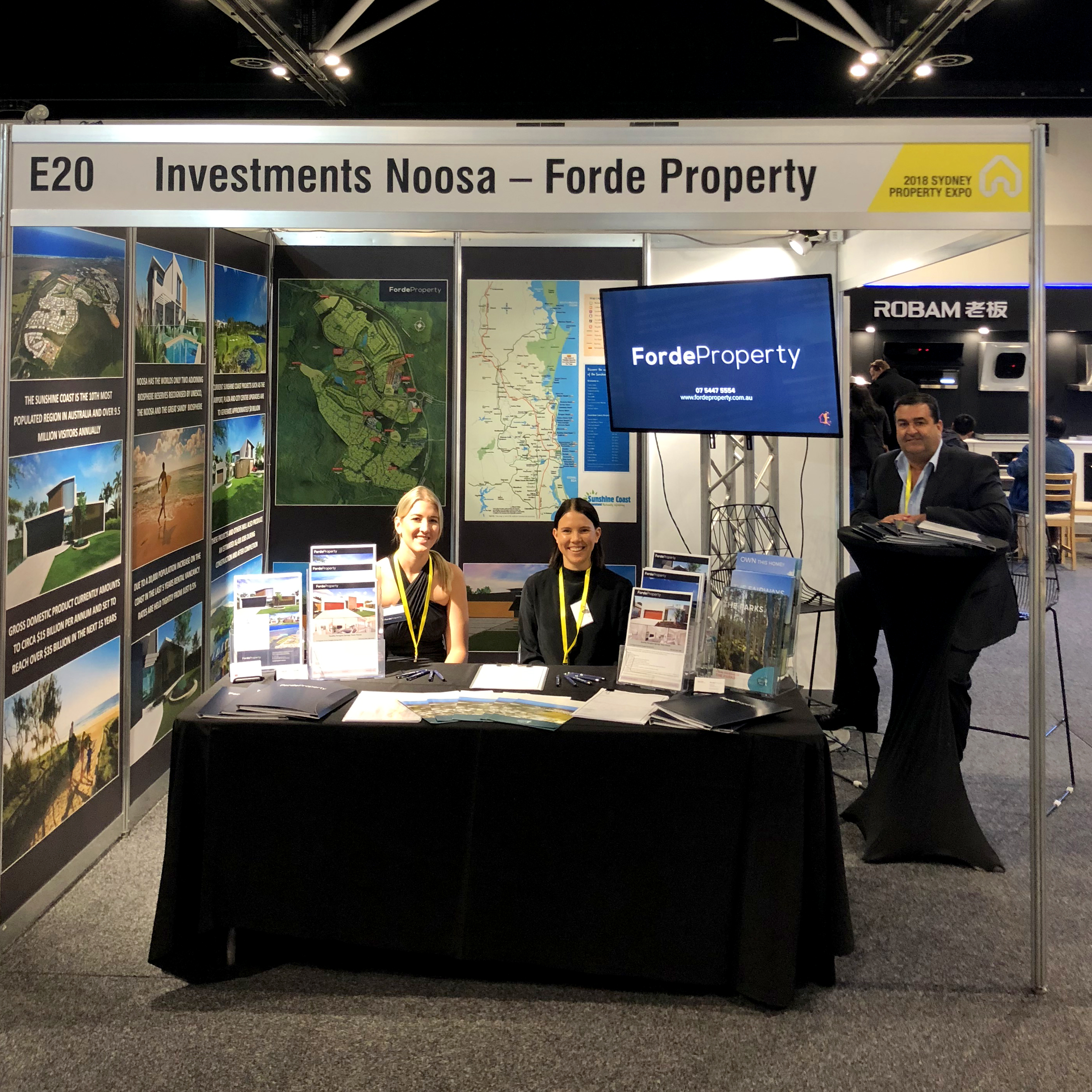 Sunshine Coast Represented at Australia's Largest Property Expo