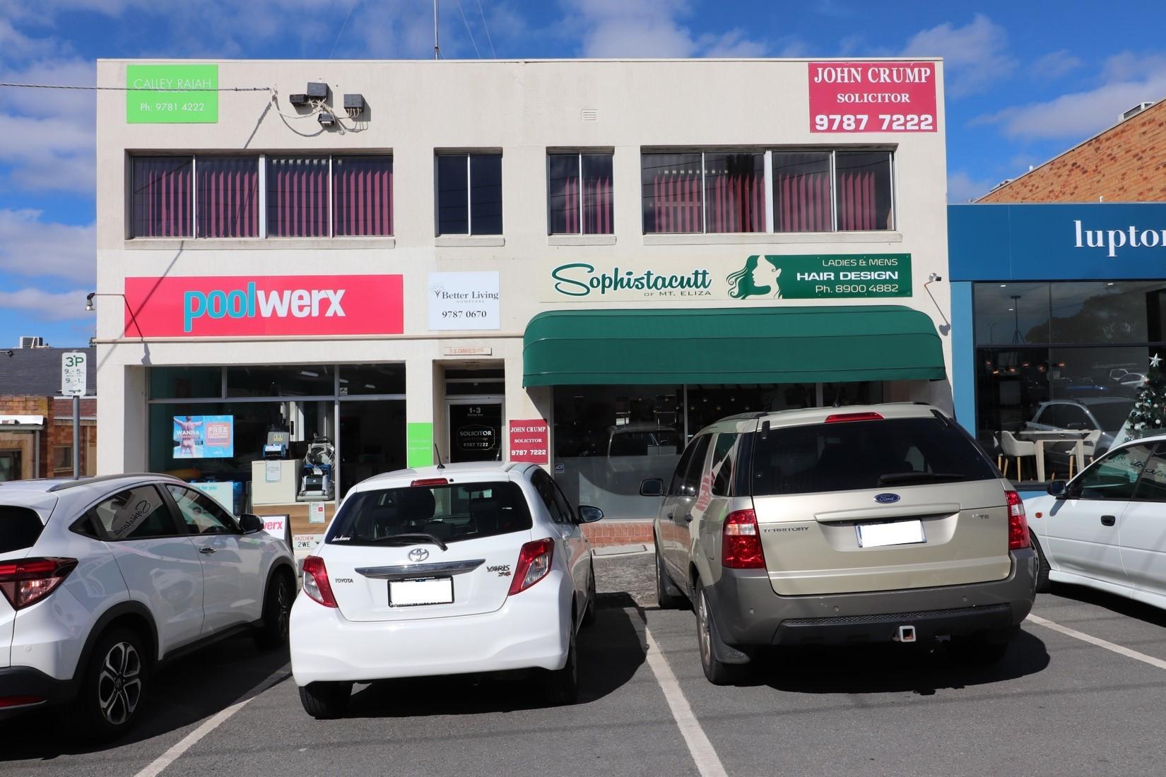 Office 5/1-3 Davies Avenue,  Mount Eliza