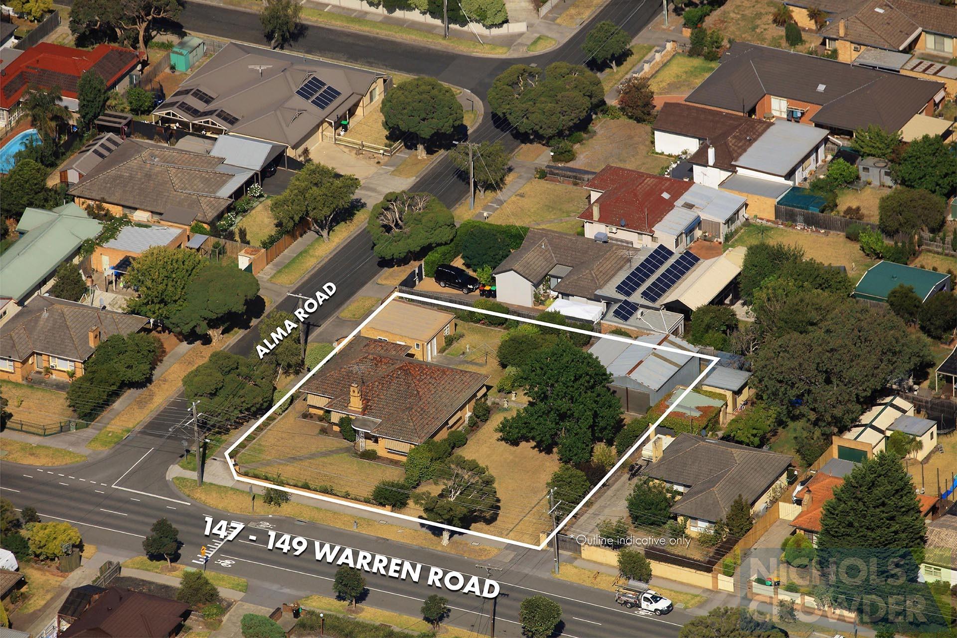 147-149 Warren Road,  Parkdale