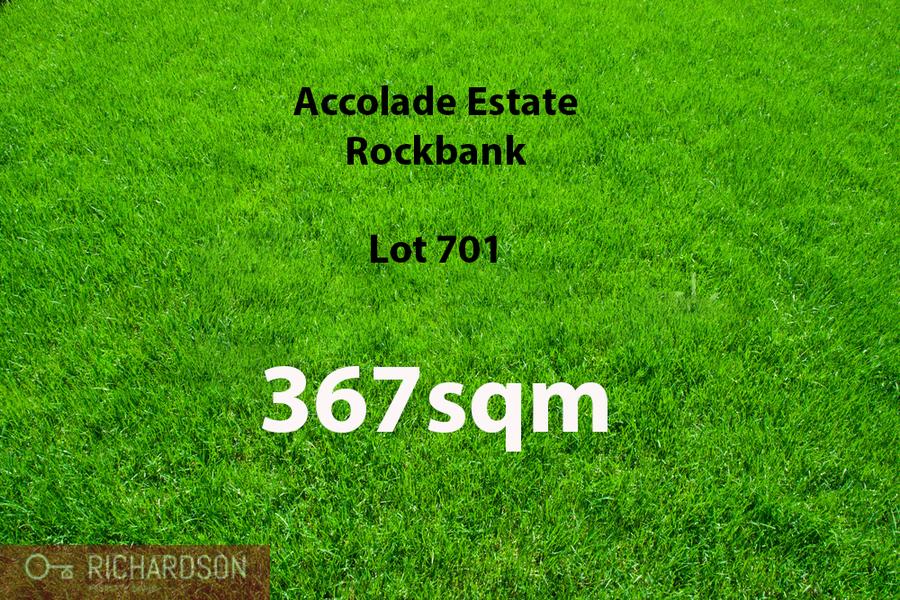 Lot 701,  Laxman Close Rockbank