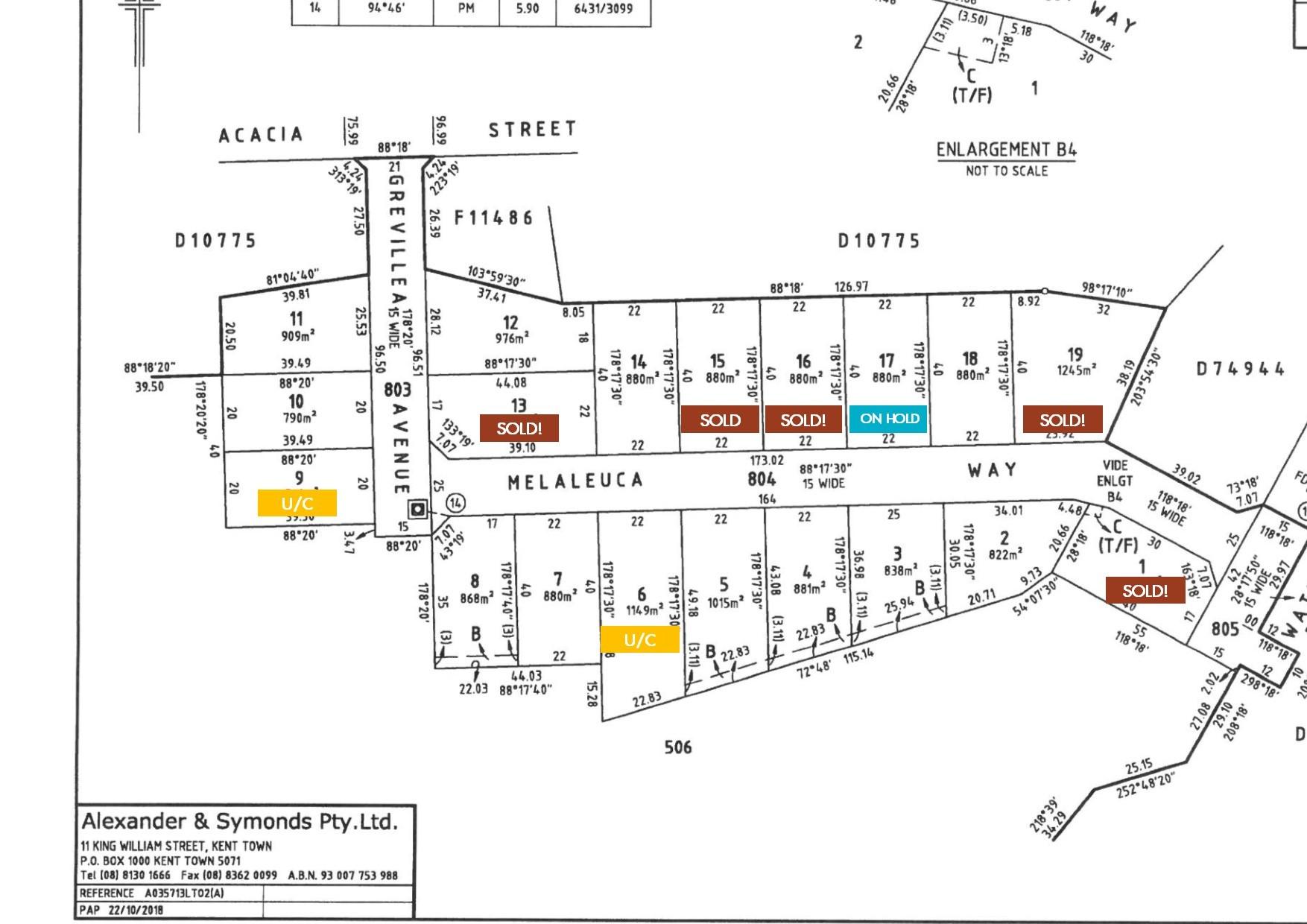 Lot 9,  Grevillia Avenue,  Port Pirie
