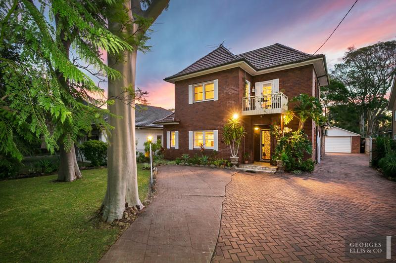 135 Homebush  Road,  Strathfield