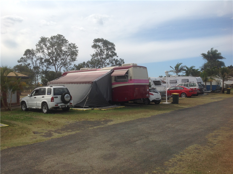 c - Bundaberg East Cabin & Tourist Park