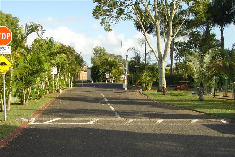 b - Bundaberg East Cabin & Tourist Park