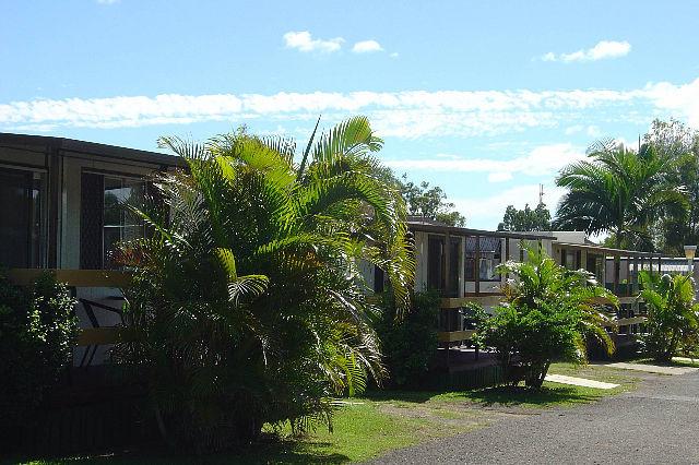 a - Bundaberg East Cabin & Tourist Park