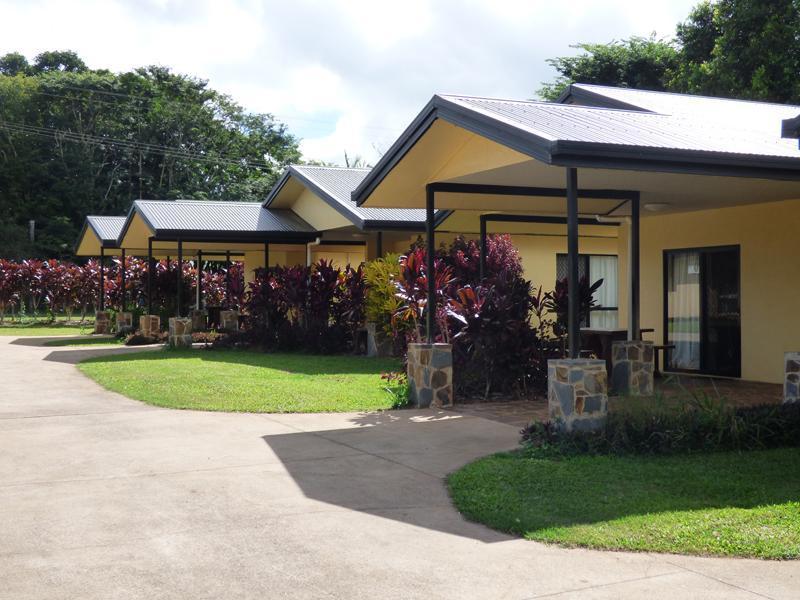 d - Atherton Holiday Park