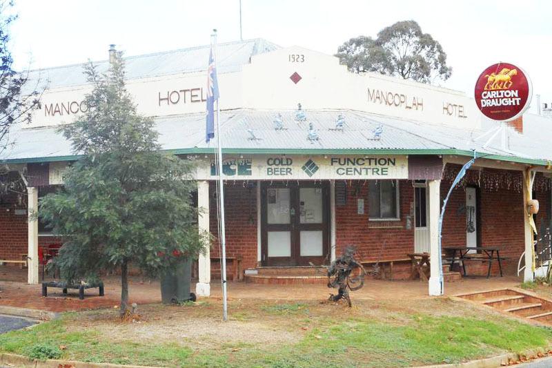 e - Mangoplah Hotel