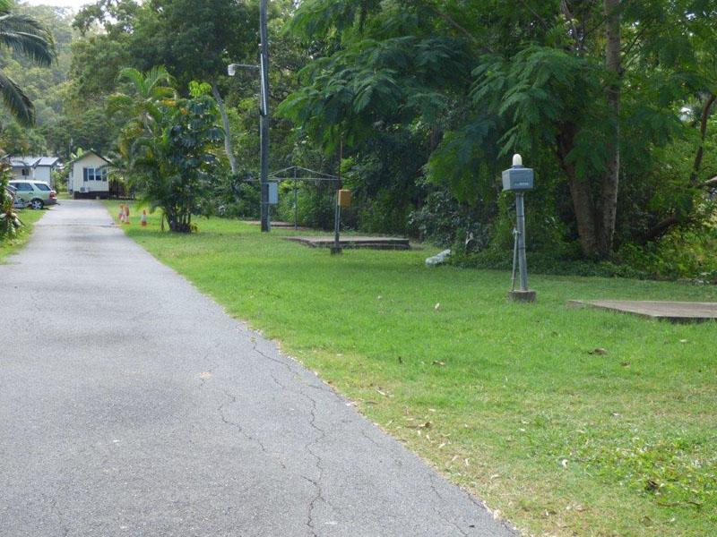 d - Tropicana Caravan Park