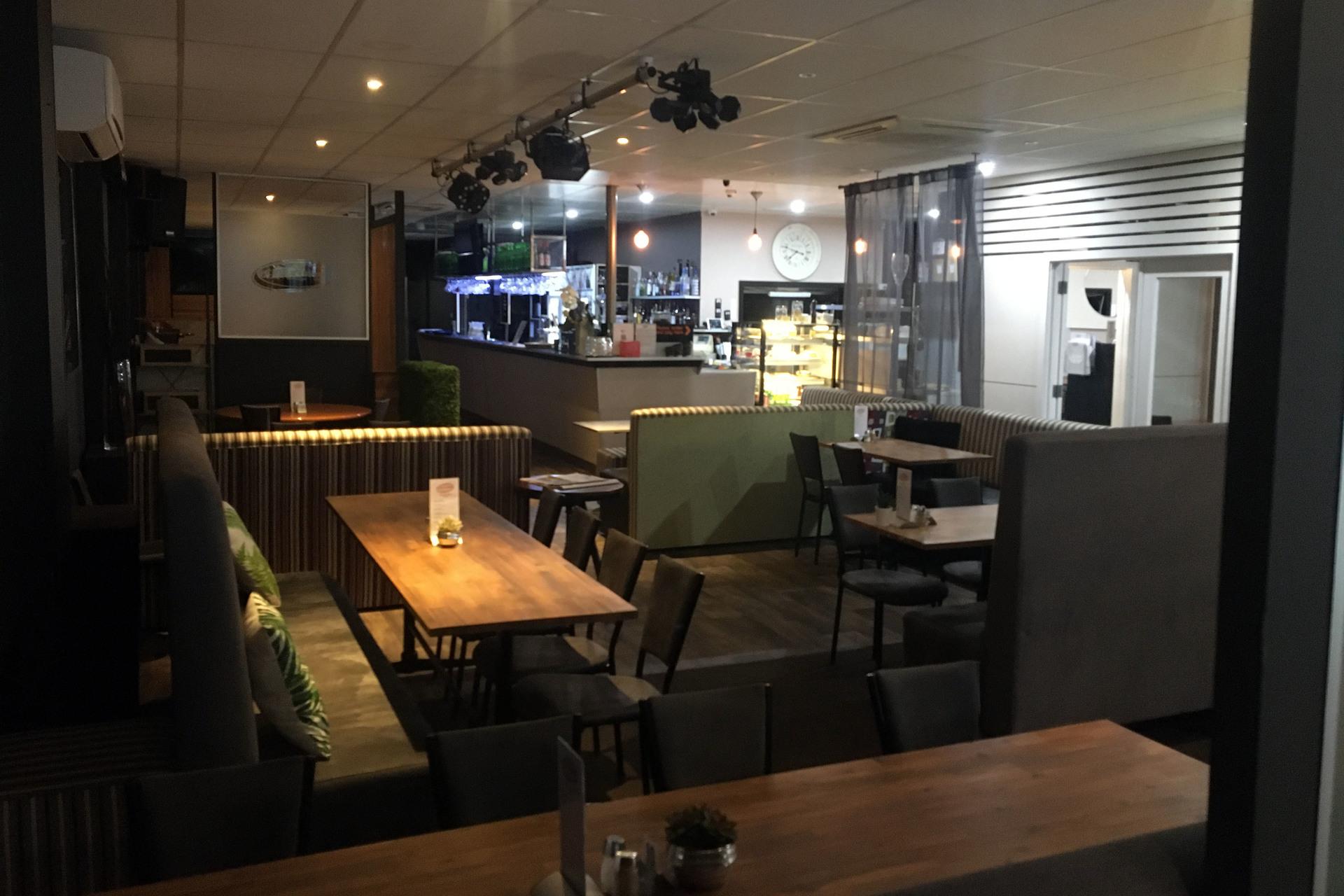 a - Culture Cafe Lounge Bar