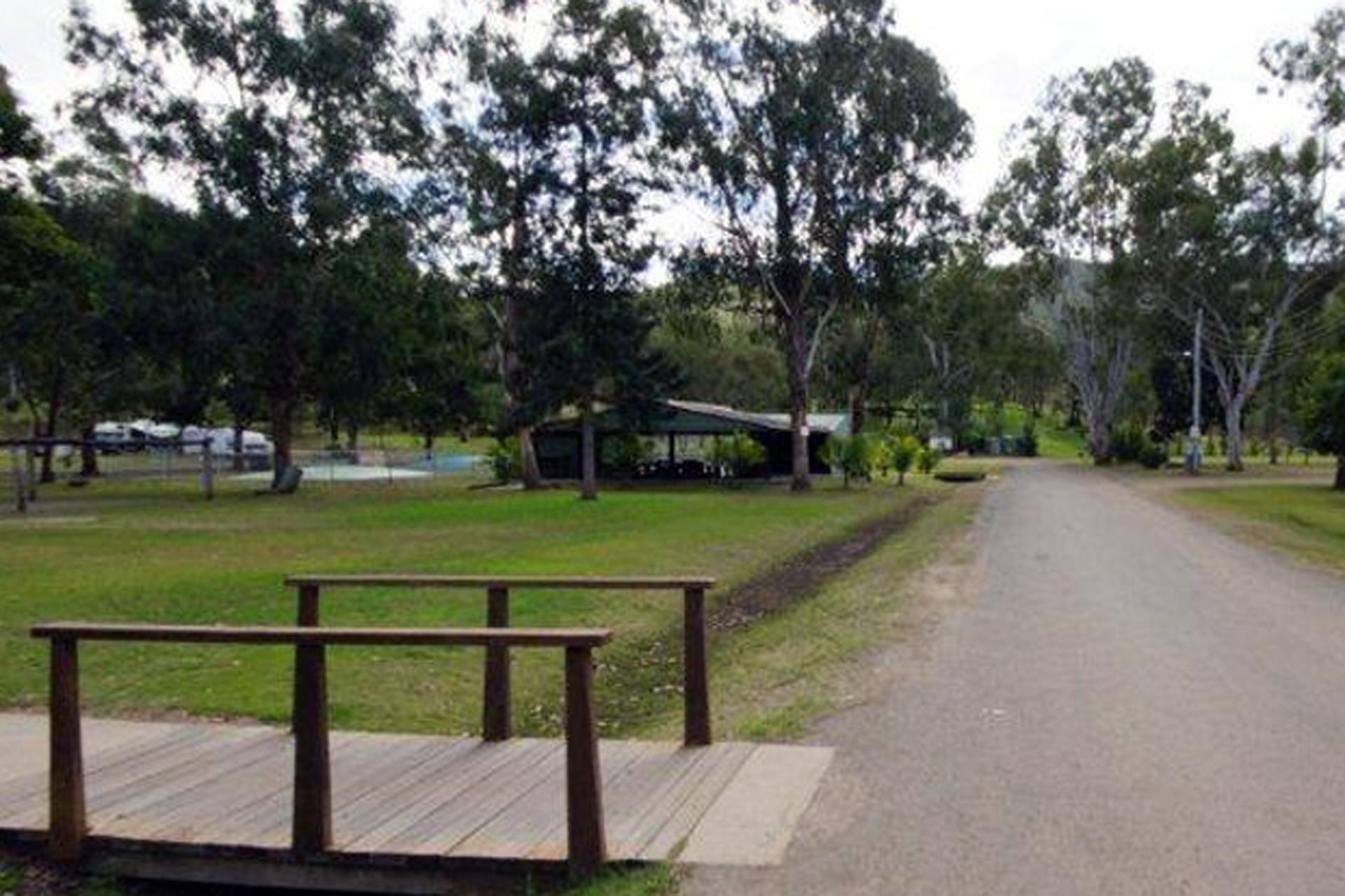 e - Cania Gorge Caravan & Tourist Park