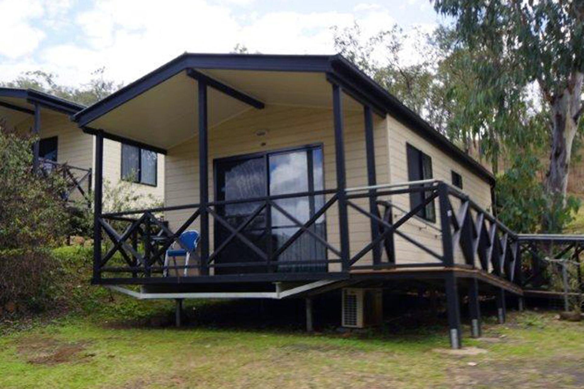 c - Cania Gorge Caravan & Tourist Park