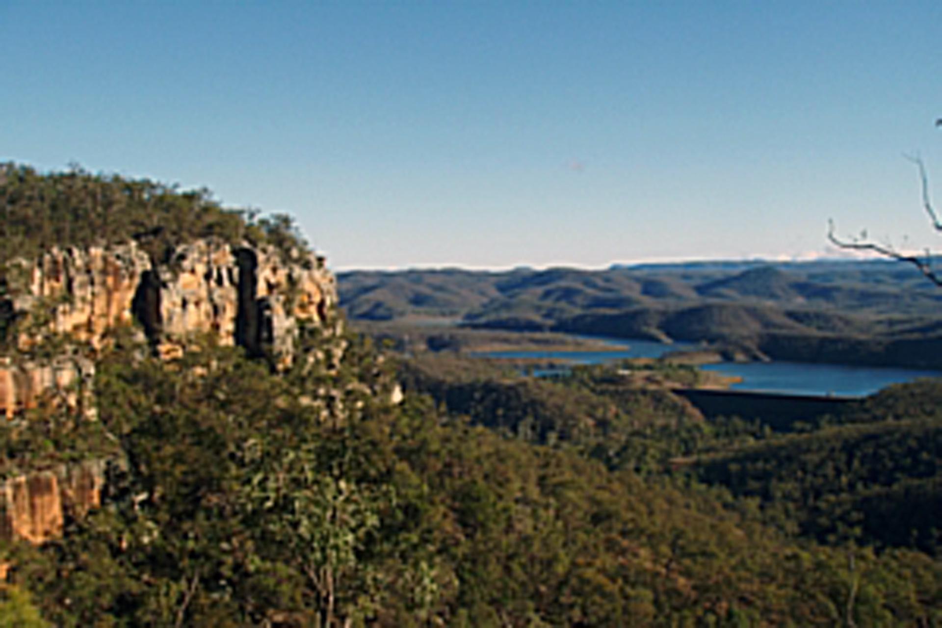 a - Cania Gorge Caravan & Tourist Park
