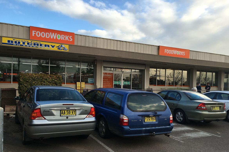 a - FoodWorks Turvey Park
