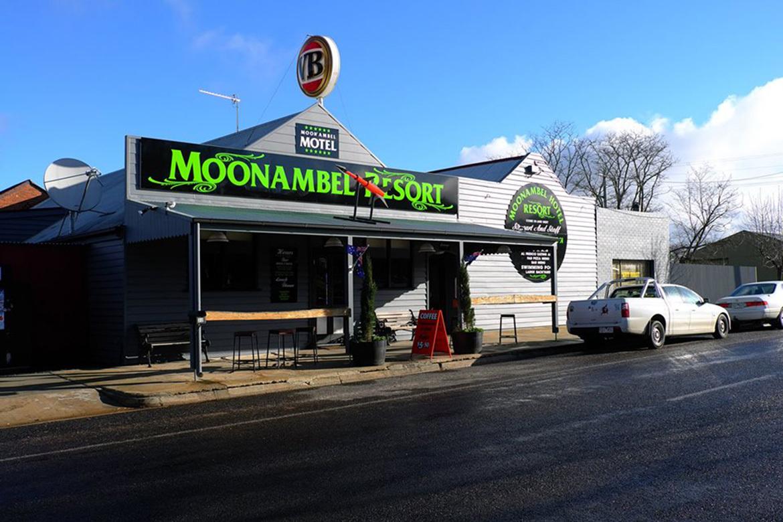 f - Moonambel Resort Hotel
