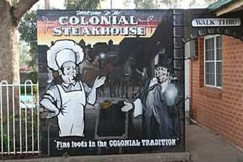 d - Colonial Motor Inn