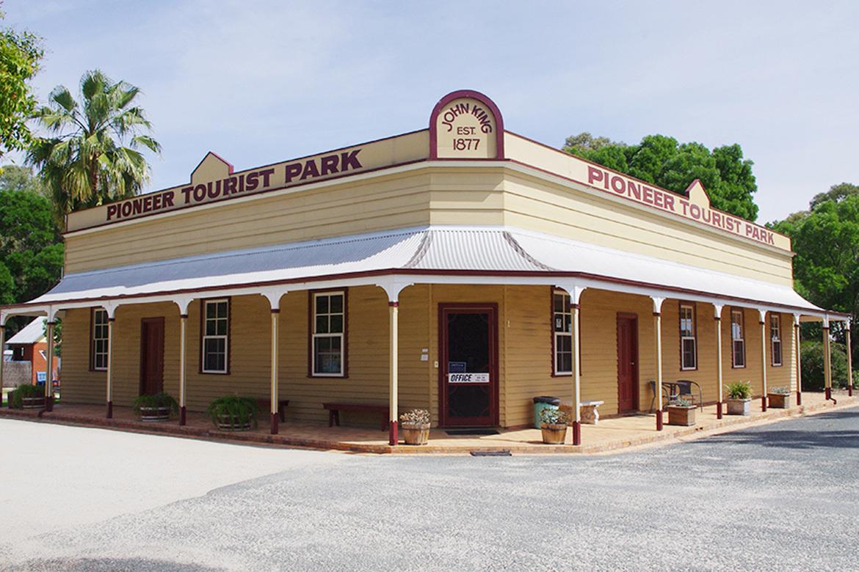 h - Pioneer Tourist Park