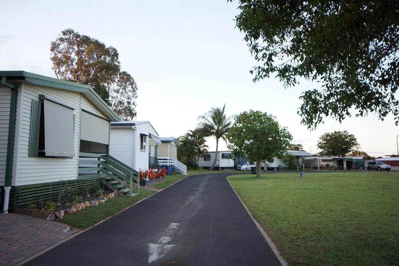 i - Hervey Bay Caravan Park