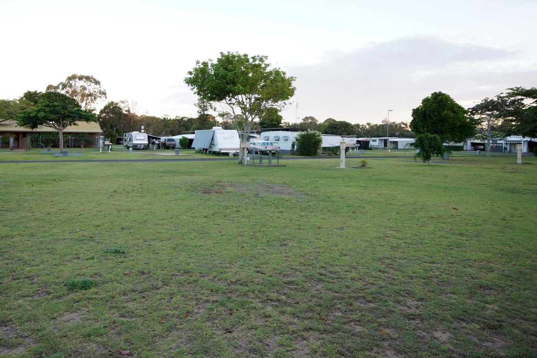 o - Hervey Bay Caravan Park