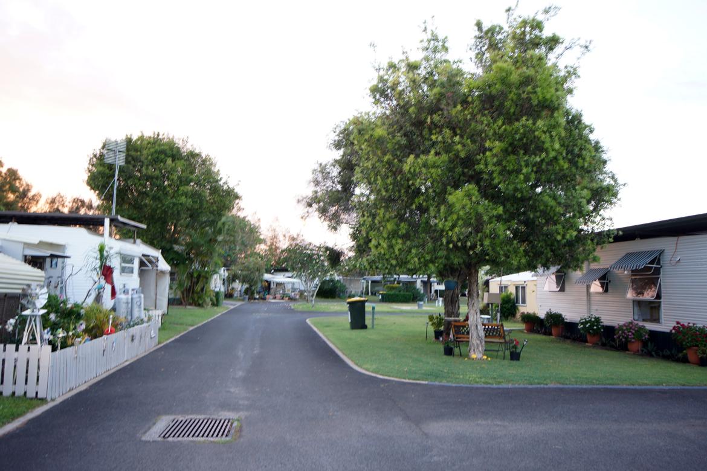 p - Hervey Bay Caravan Park