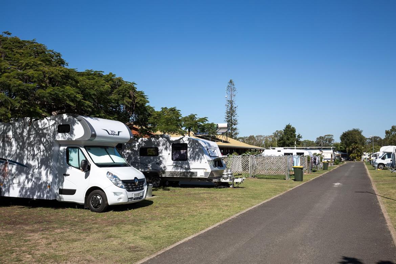 q - Hervey Bay Caravan Park