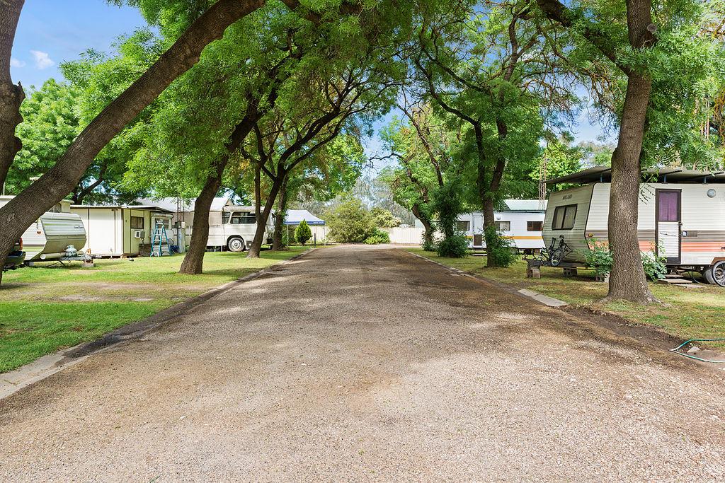 j - Wangaratta Caravan Park