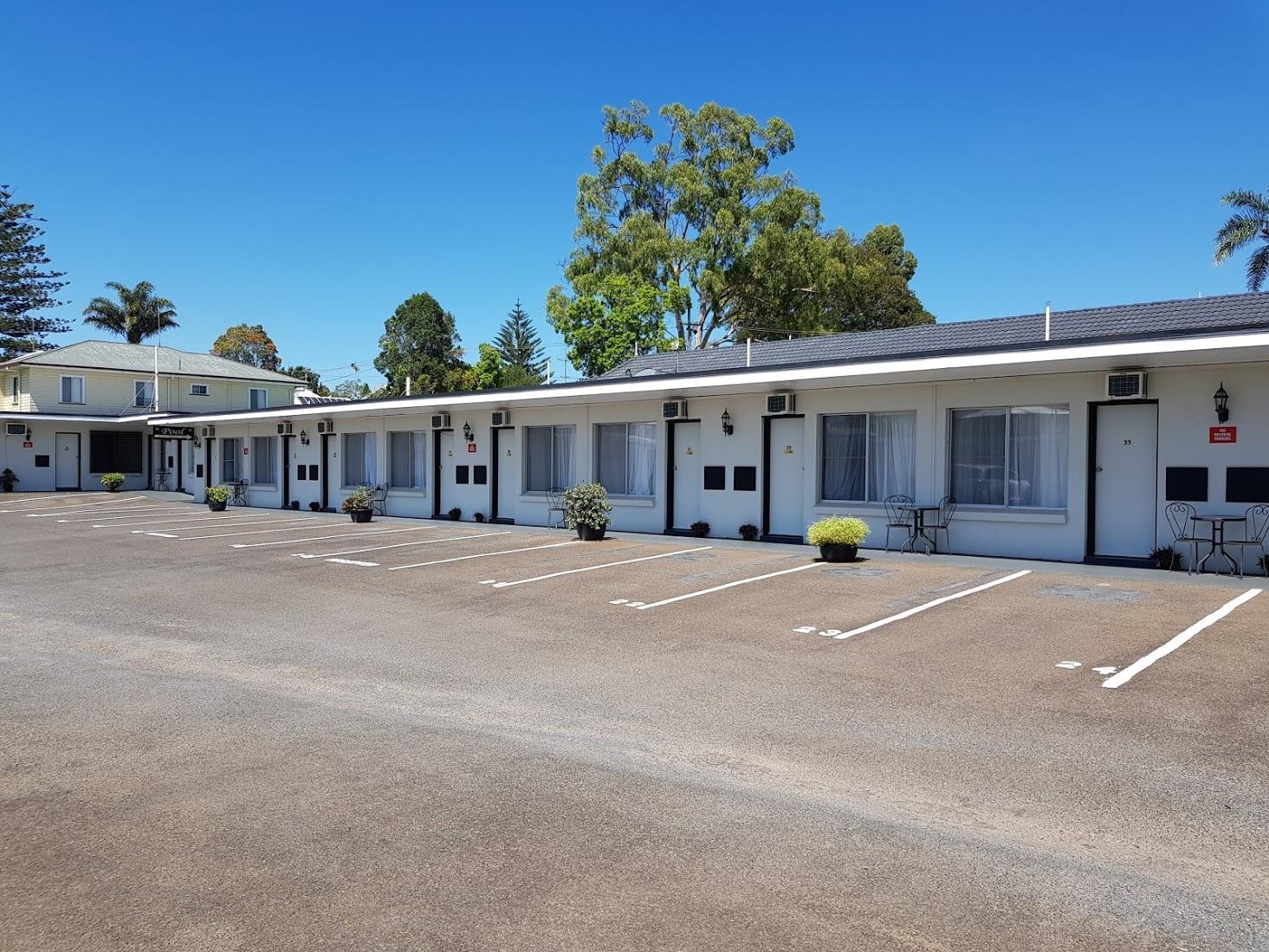 k - Riviera on Ruthven Motel