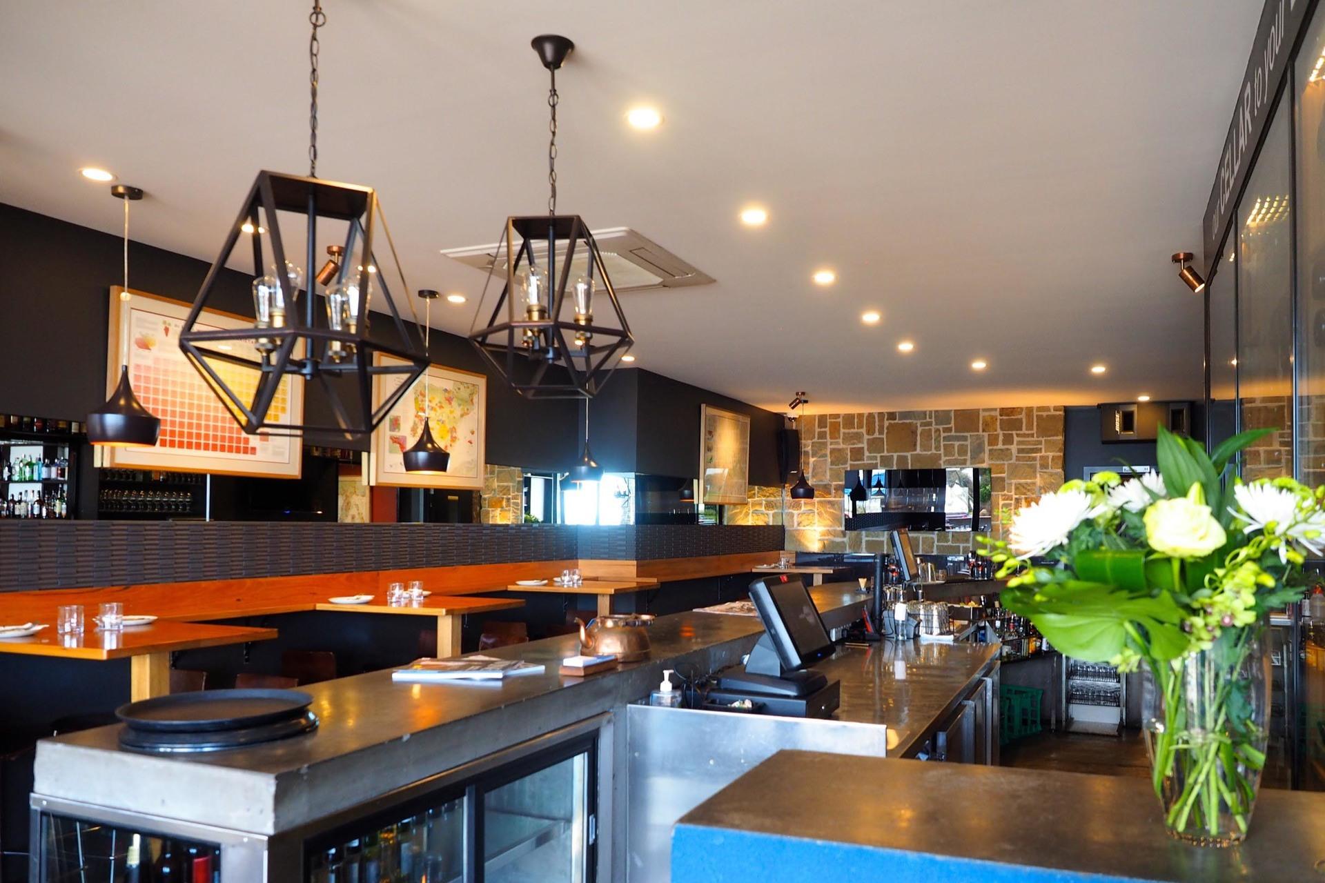 b - Two Buoys Tapas & Wine Bar