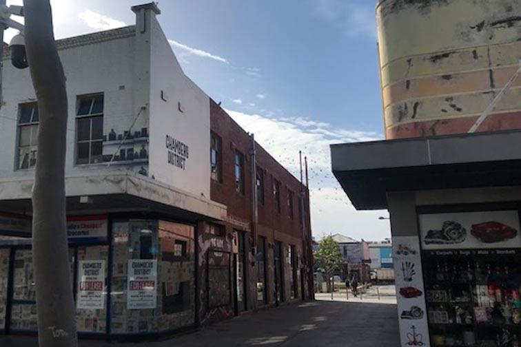 Chamber Street