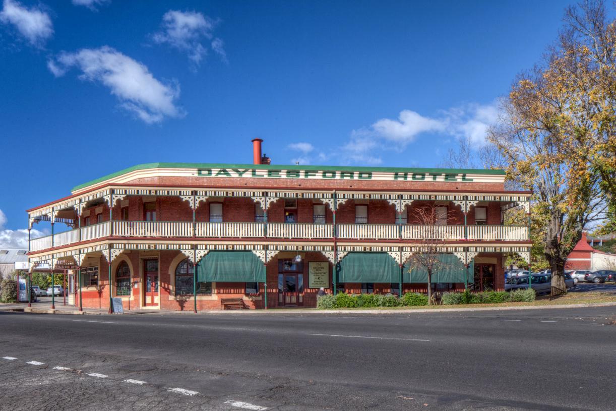 i - Daylesford Hotel