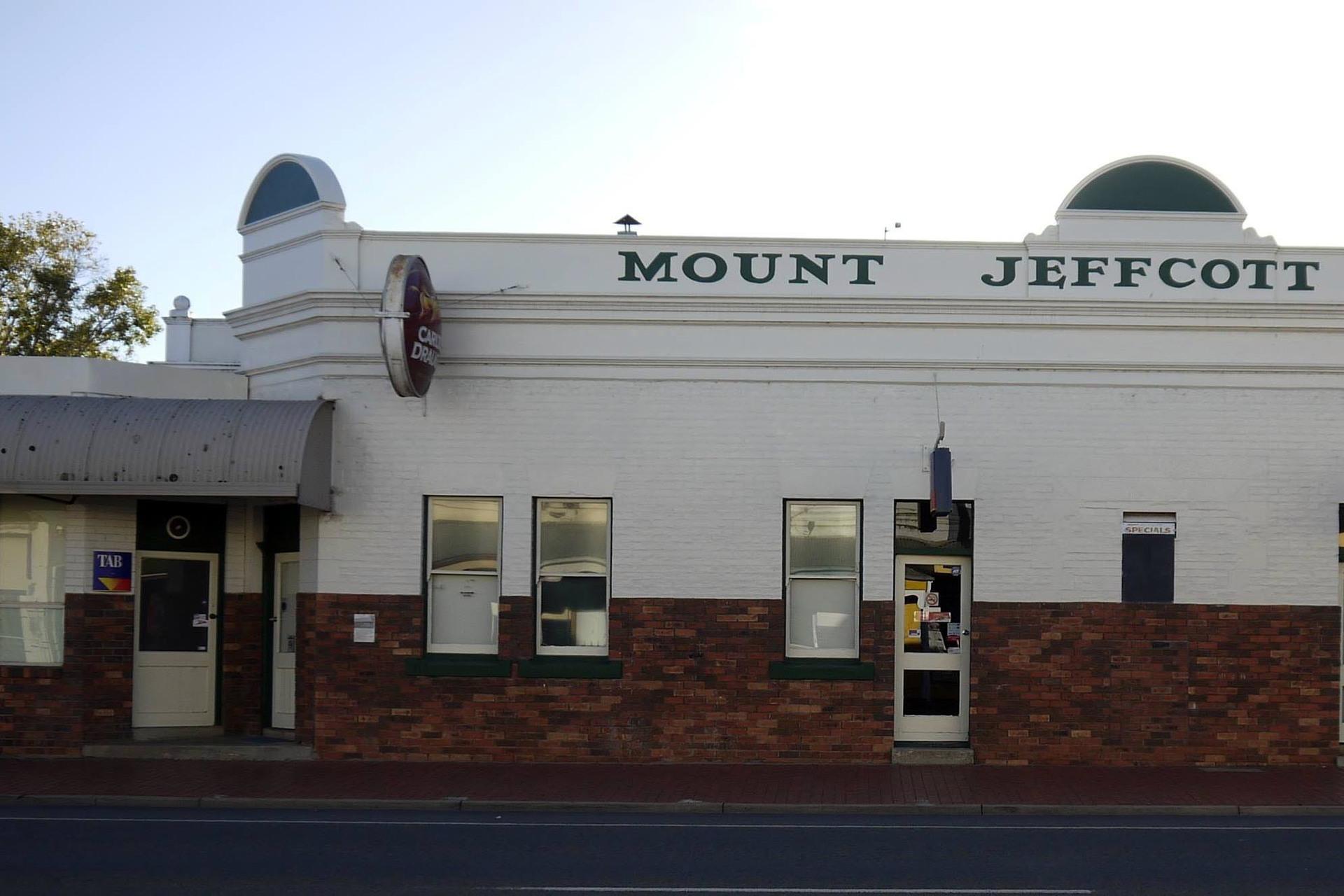 m - Mount Jeffcott Hotel