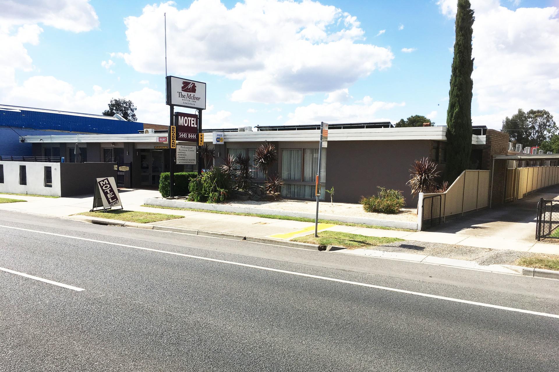The McIvor Motor Inn