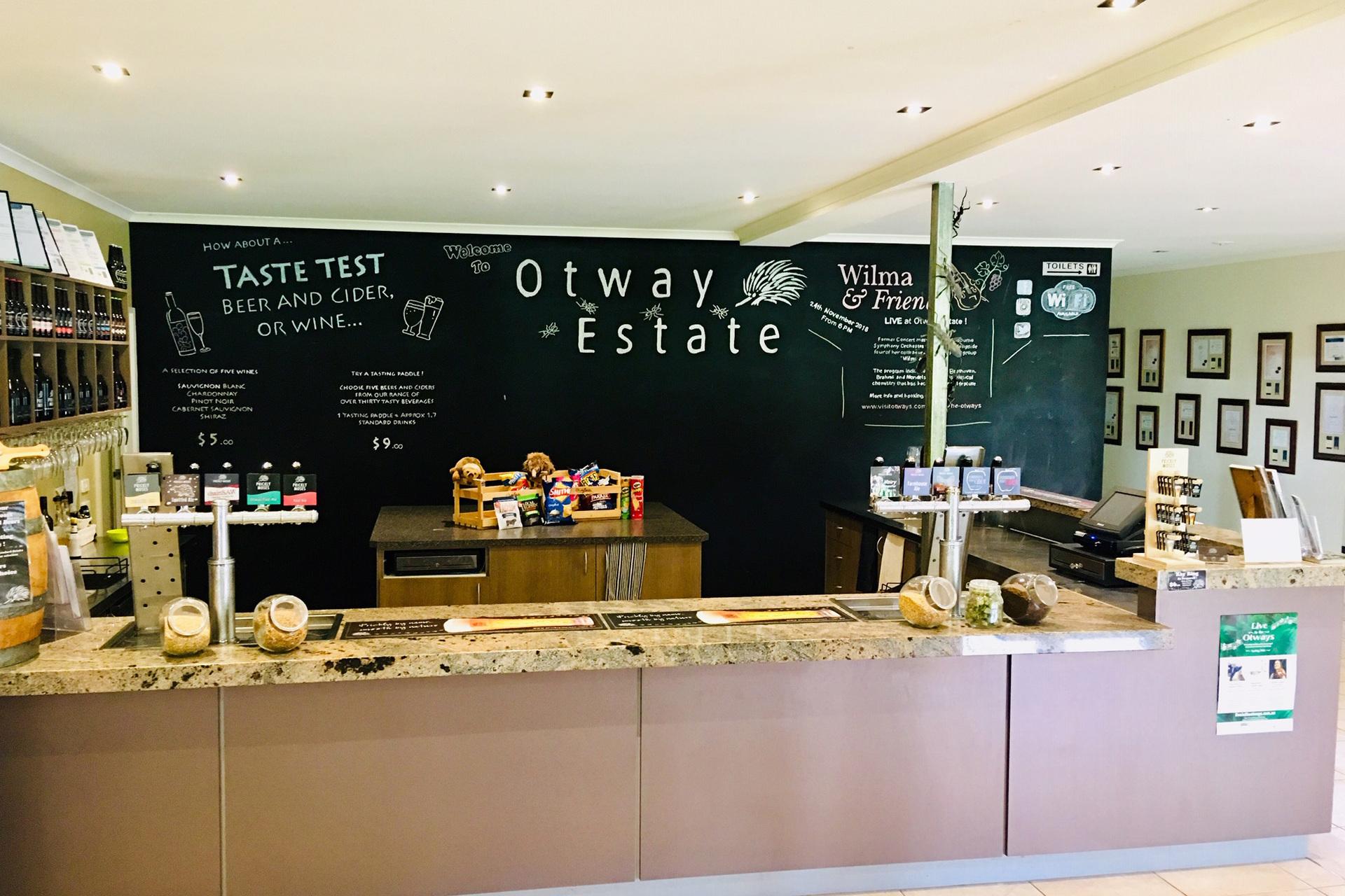 h - Otway Estate Cafe & Restaurant