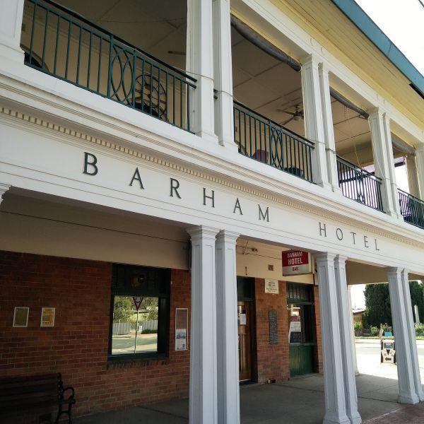 f - Barham Hotel