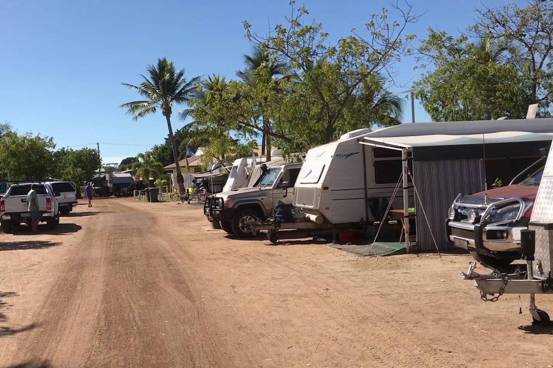 a - Karumba Point Sunset Caravan Park