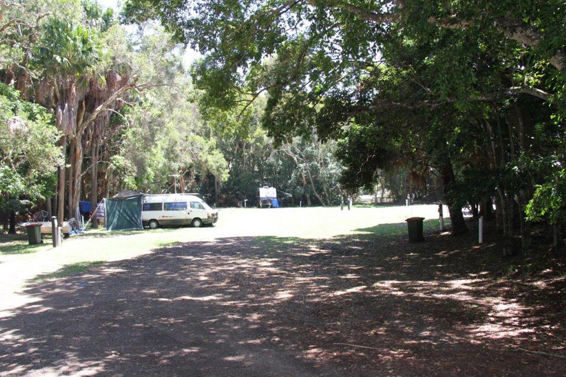 h - Tiona Palms Caravan Park