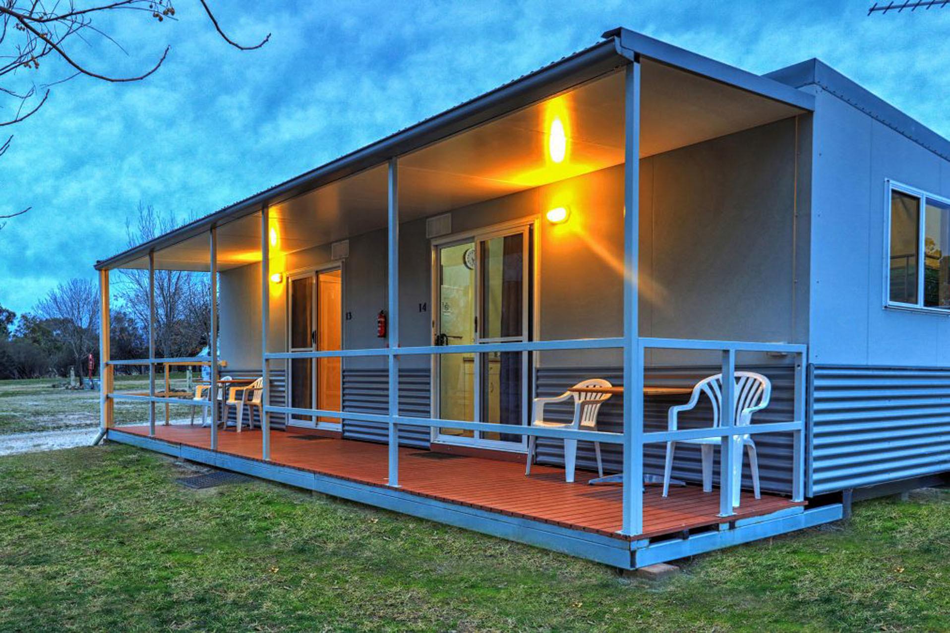 a - Country Style Caravan Park