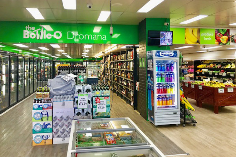 The Bottle-O & Supermarket Dromana