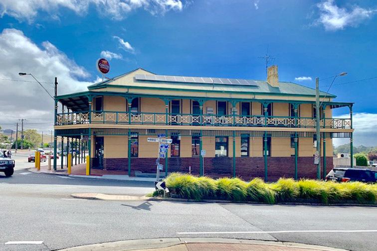 p - Austral Hotel