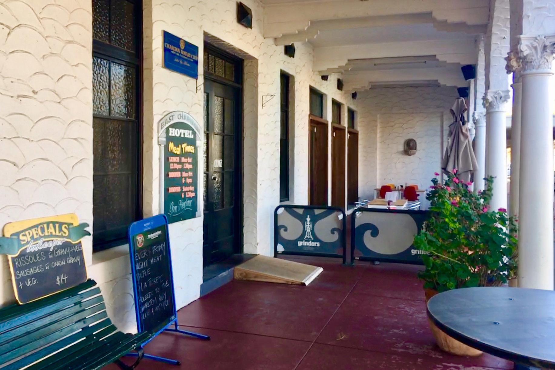 d - East Charlton Hotel