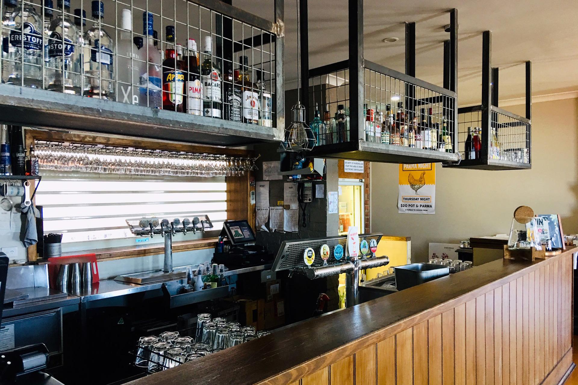 l - Freight Bar & Restaurant