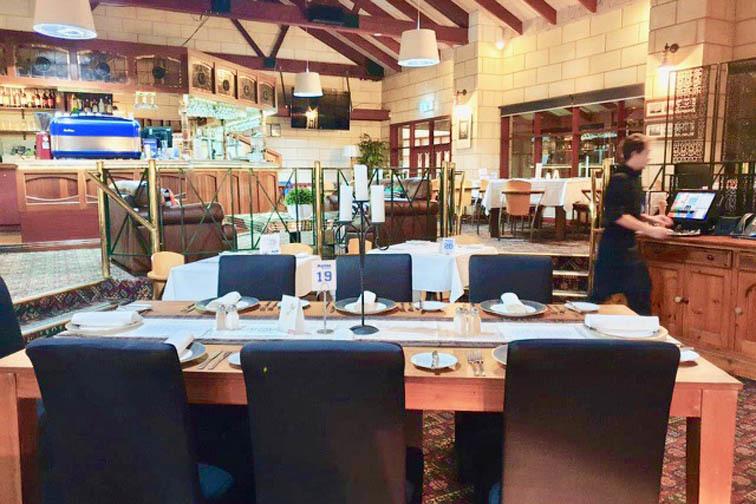 e - Marina Restaurant & Lounge Bar
