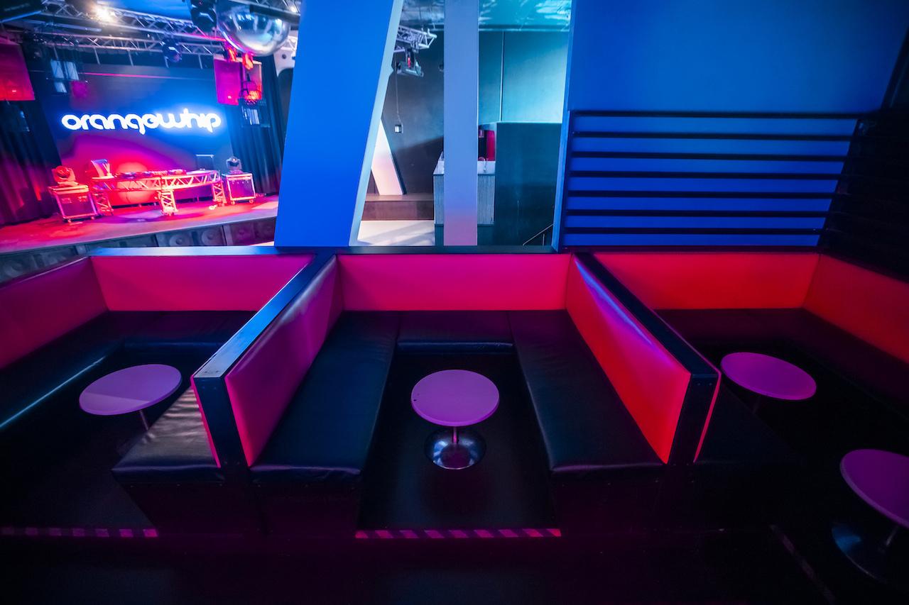 a - Orange Whip Nightclub