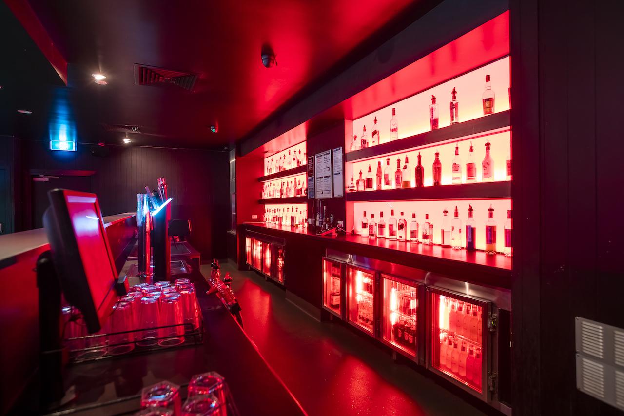 f - Orange Whip Nightclub