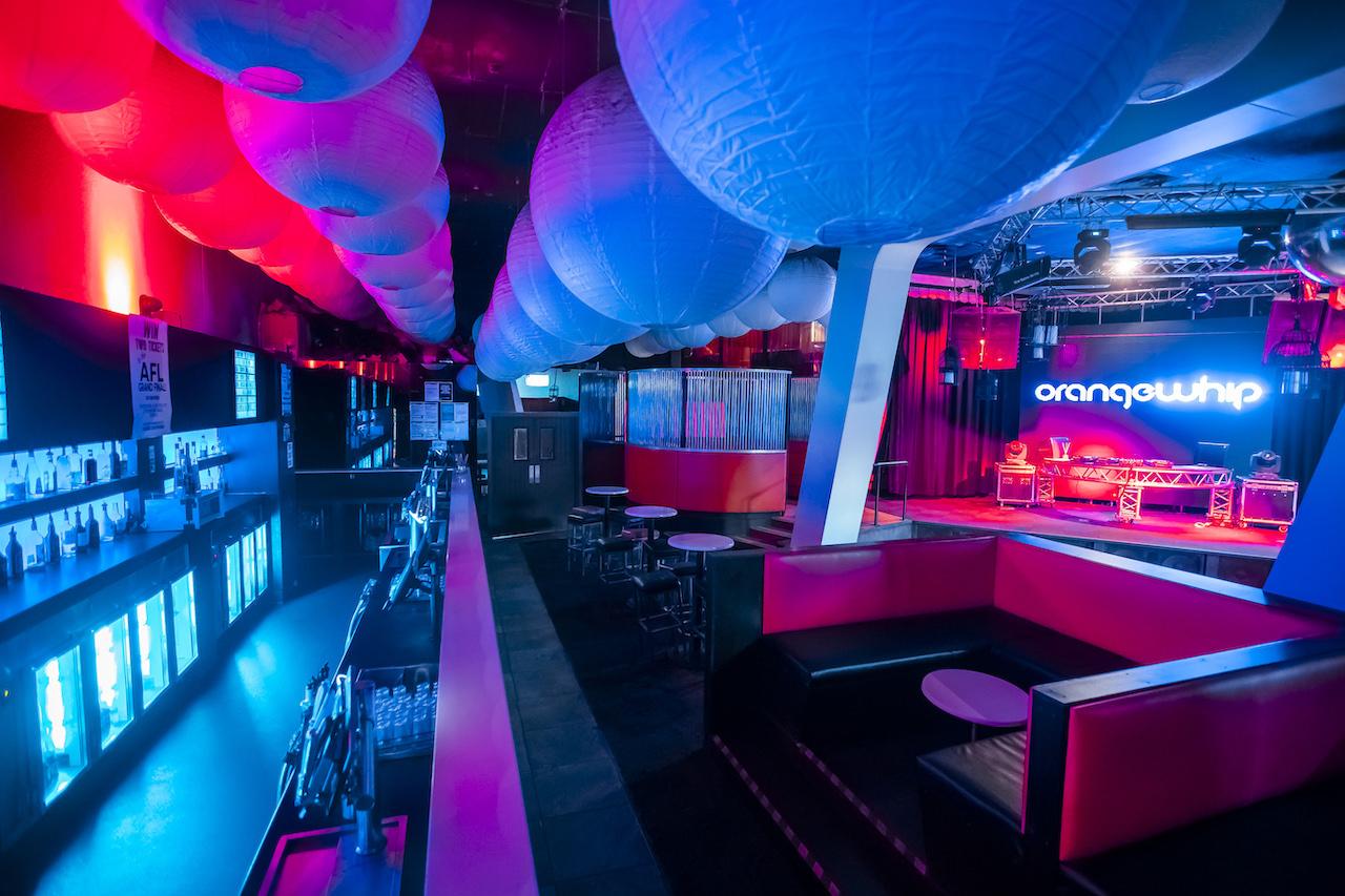 j - Orange Whip Nightclub