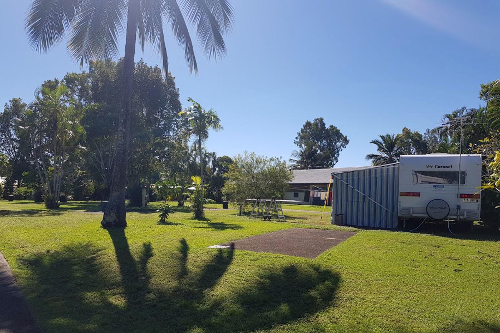 a - Googarra Beach Caravan Park