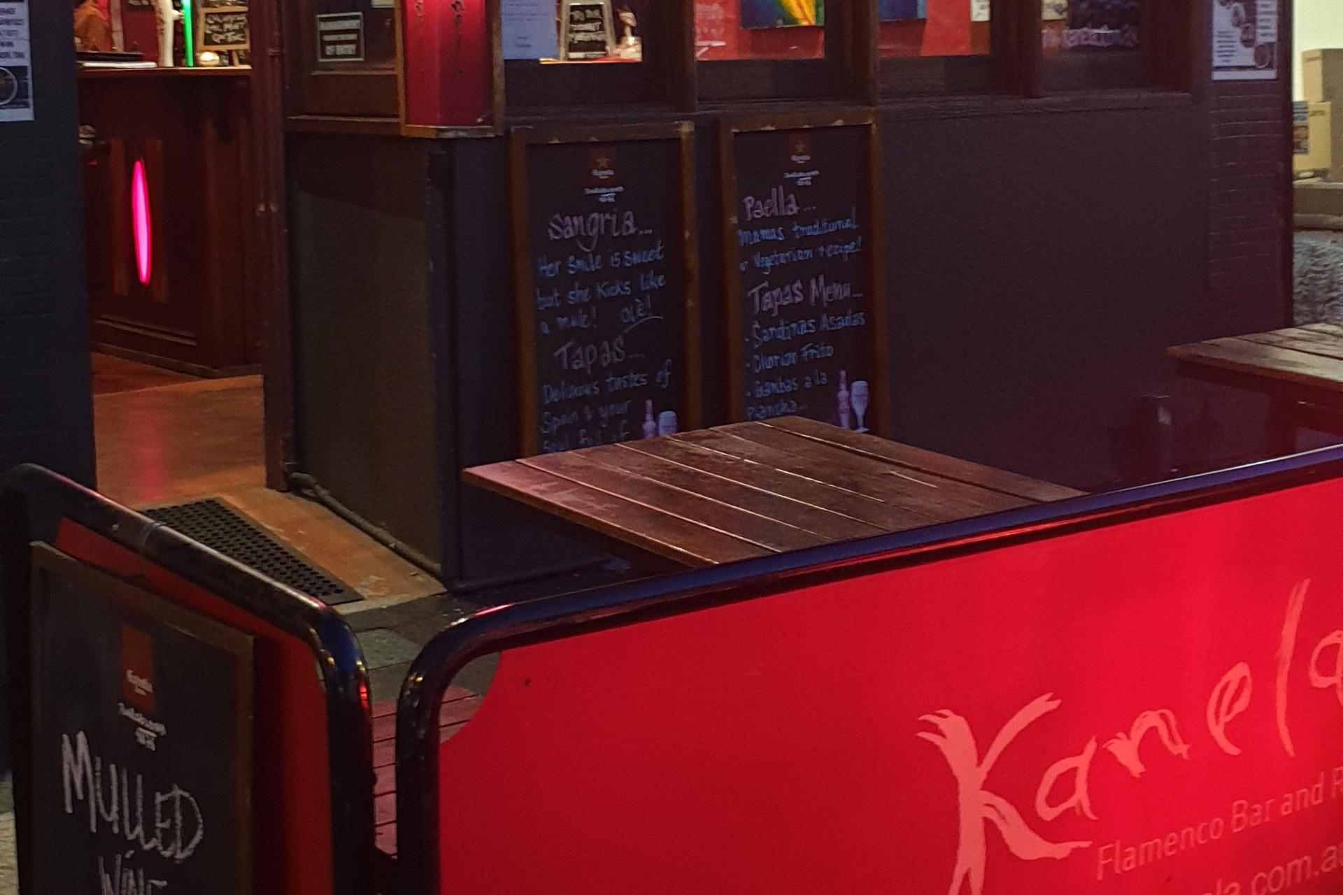 d - Kanela Bar