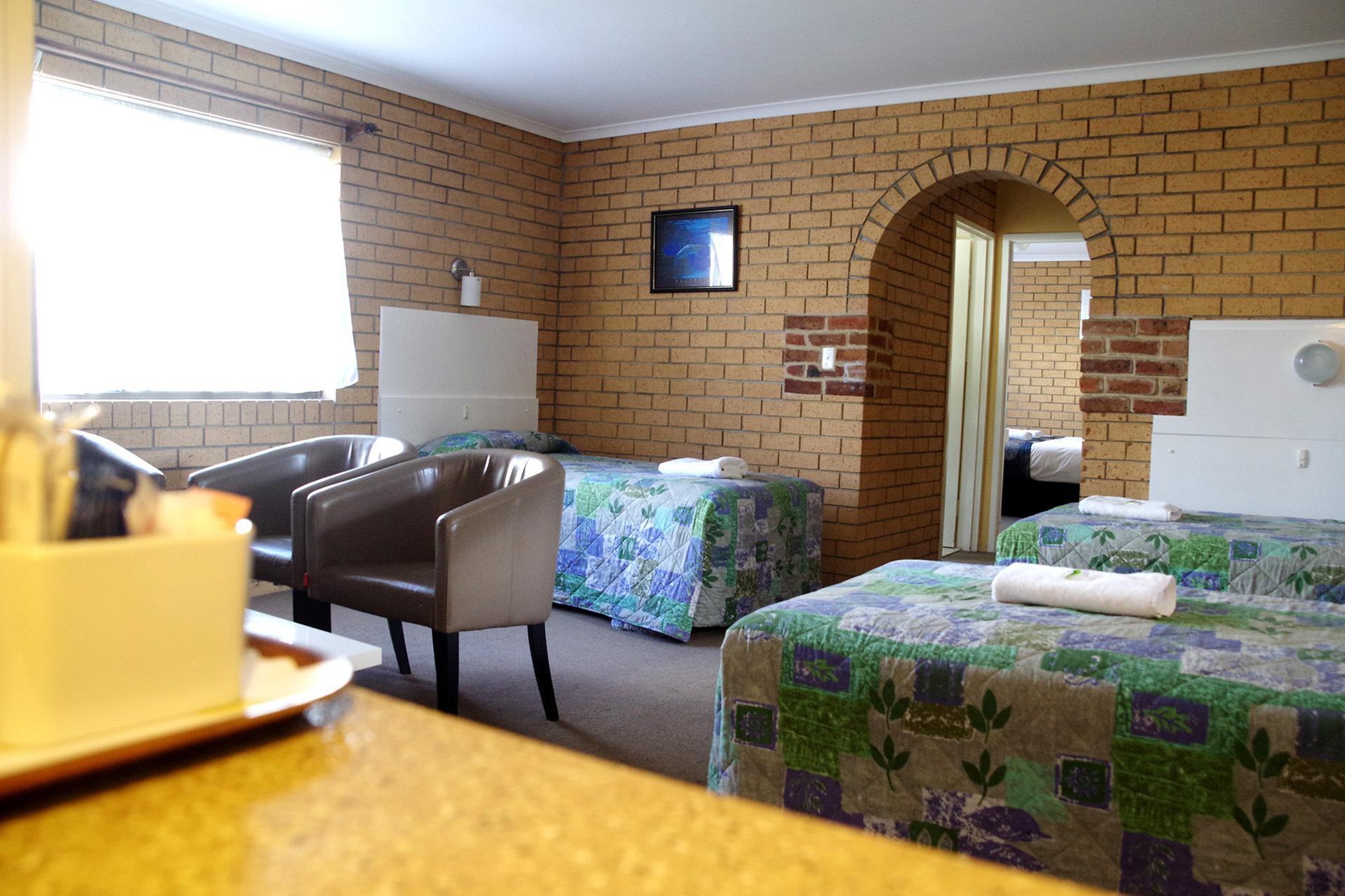 d - Aspley Pioneer Motel
