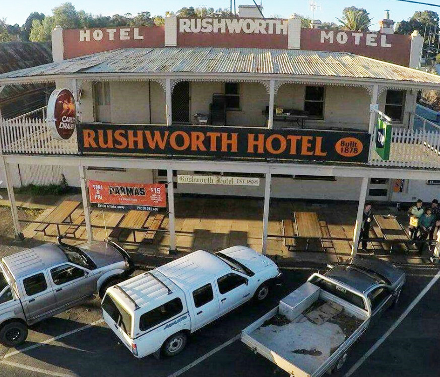 Rushworth Hotel