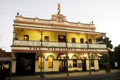 i - Victoria Hotel